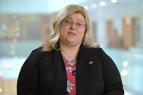 Allison McDowell-Smith Ph.D. testimonial